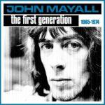JOHN MAYALL - THE FIRST GENERATION