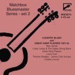 MATCHBOX BLUESMASTER SERIES - SET 2