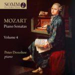 Mozart Piano Sonatas, Vol. 4